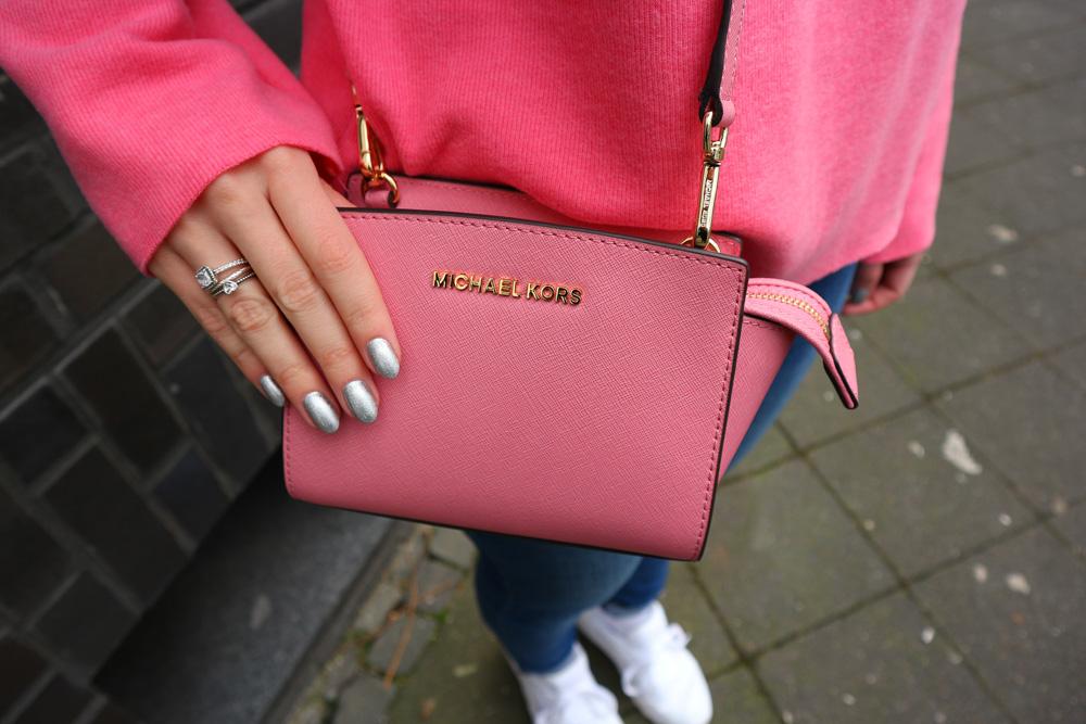 Mini Bag von Michael Kors in Pink