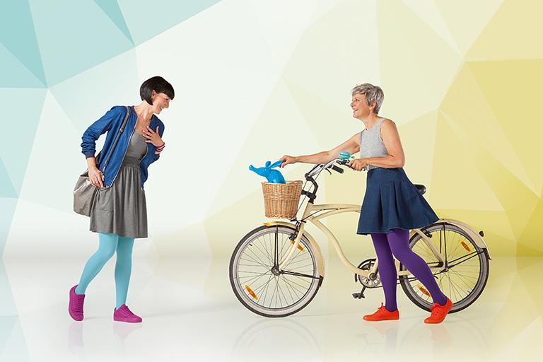 Die neuen Trendfarben 2017 von Juzo!