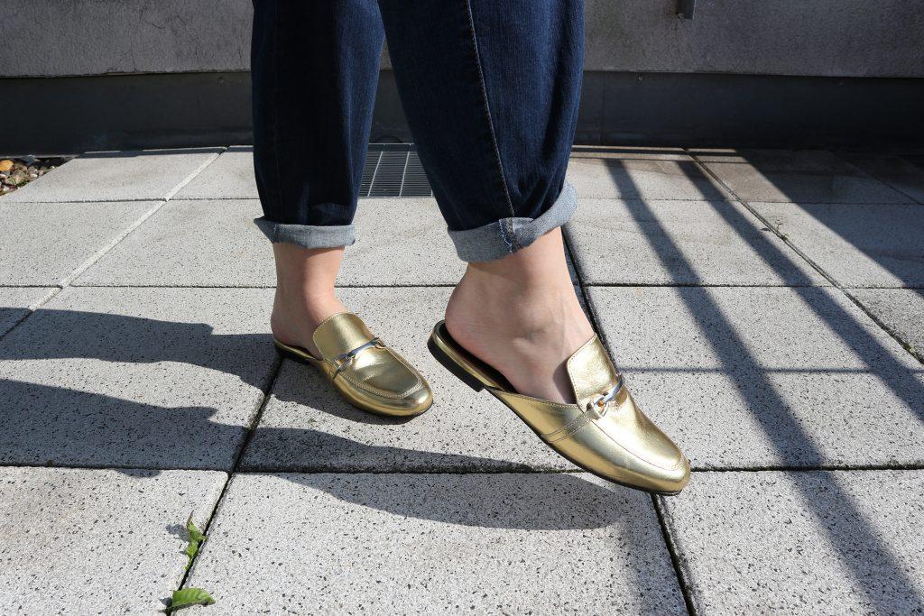 Offene Loafer von Asos