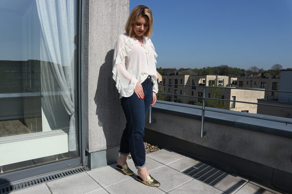 Ein Look mit der Lily Super Slim von Luna Largo