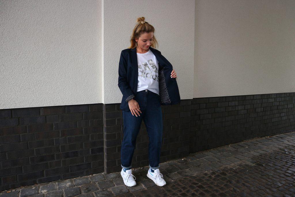 Ein Look mit der Jeans von Luna Largo