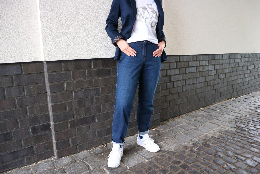 Die Lily Super Slim Powerdenim von Luna Largo
