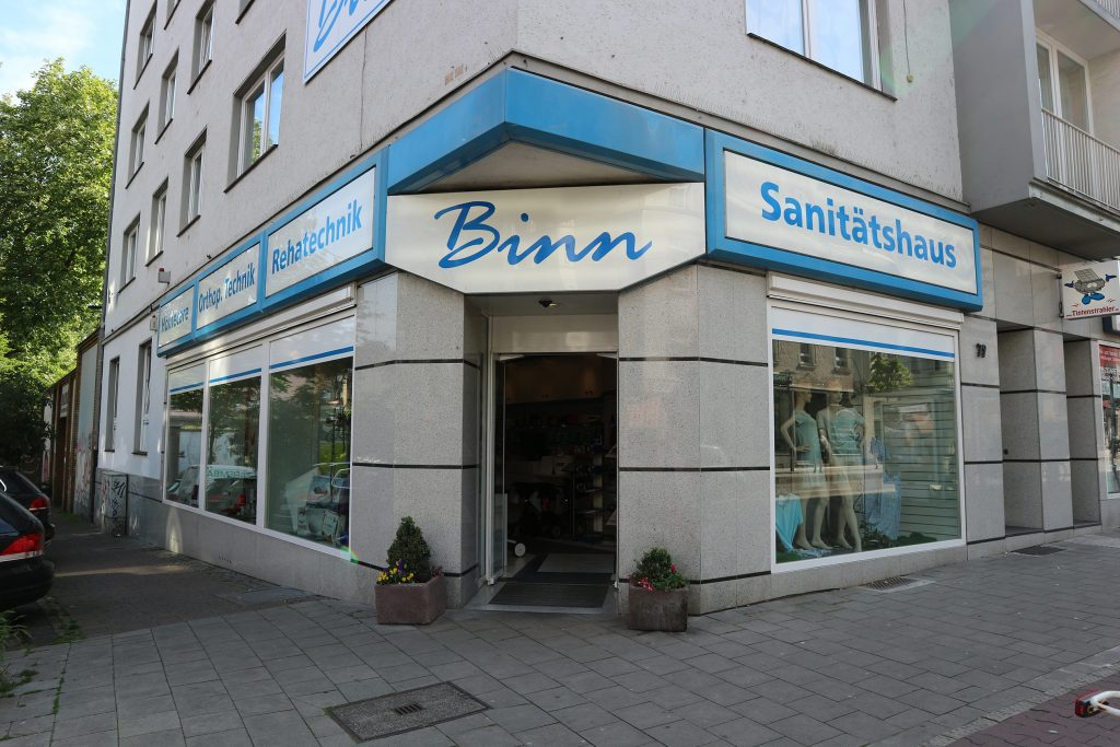 Sanitätshaus Binn
